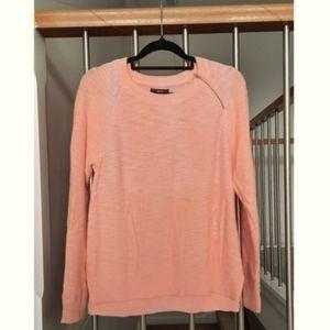 Knitted Gap Kids Peach Jumper - Girls US XXL